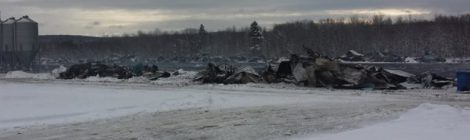 First Barn Fire of 2016 Claims 50,000 Lives